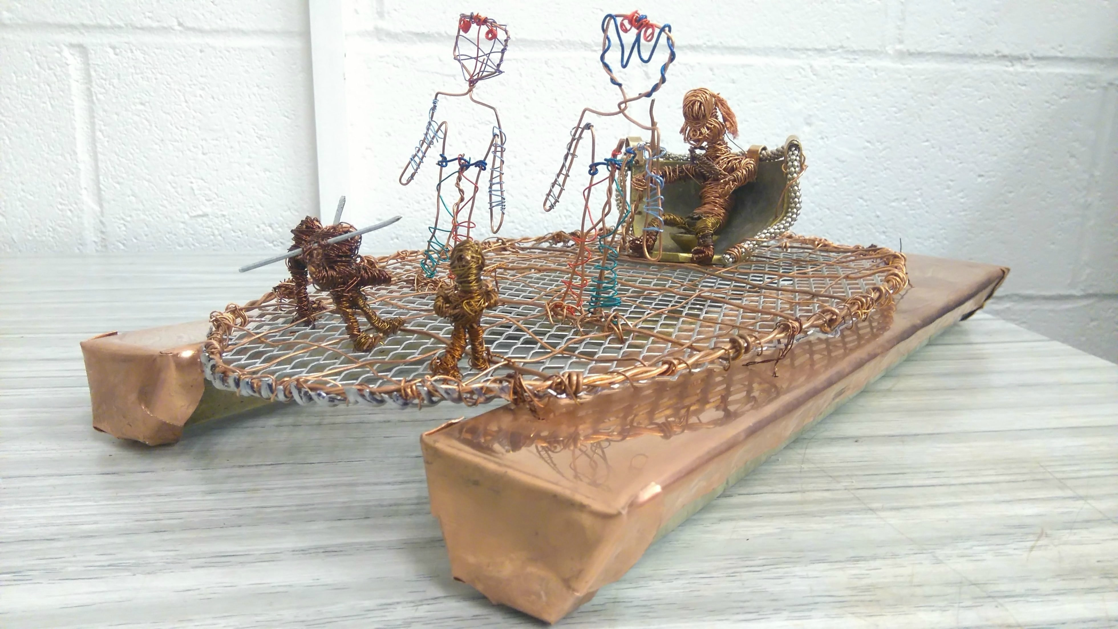 The Raft of the Nephilim Giants